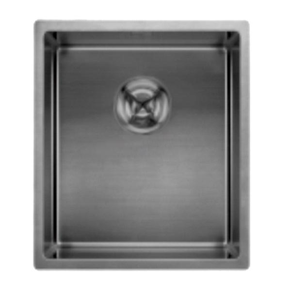 440 x 380 x 200 mm Satin Finish Kitchen Sink