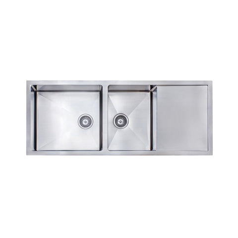 1308 x 527 x 198 mm Kitchen Sink