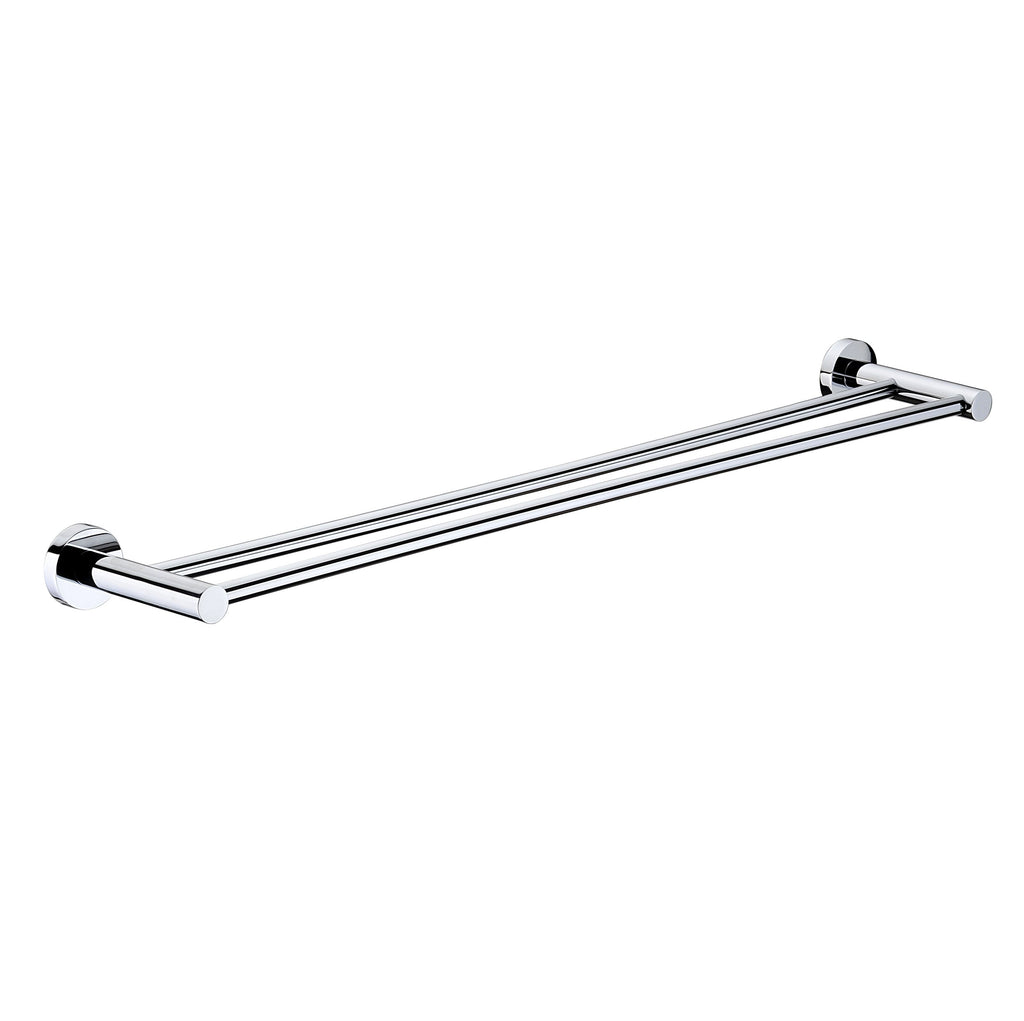 Mirage 750 mm Double Towel Rail