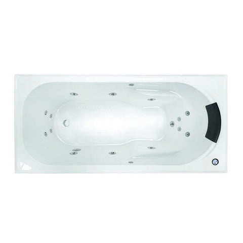 1650 x 815 x 510 mm Modena Spa Bath