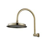 Montpellier Brushed Bronze Shower Combination Set