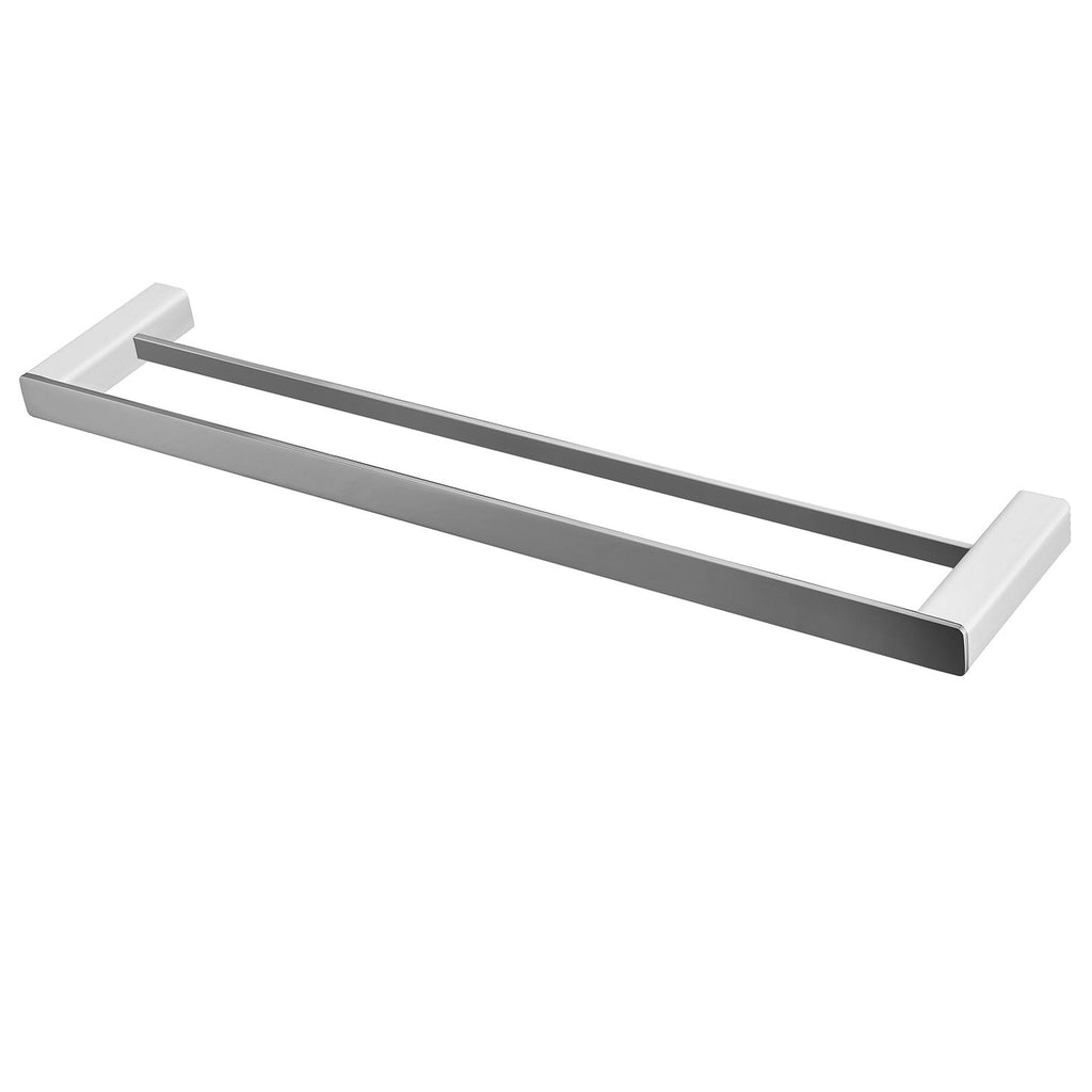 Noble 750 mm Double Towel Rail