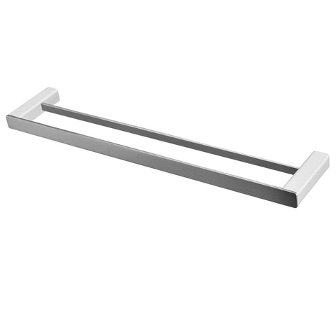 Noble 600 mm Double Towel Rail