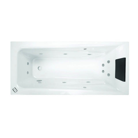 1525 x 735 x 447 mm Novara Spa Bath