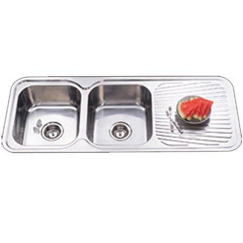 1180 x 480 x 170 mm Kitchen Sink