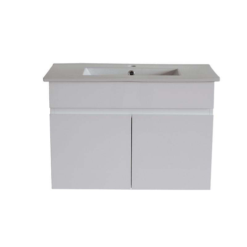 Pavia 750 mm Narrow Wall Hung Vanity