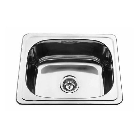 490 x 440 x 165 mm Kitchen Sink