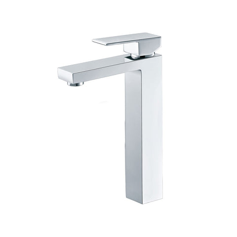 Messina Tall Square Basin Mixer