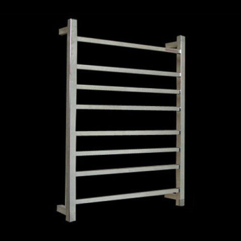 Square Heated Towel Rail 800 mm