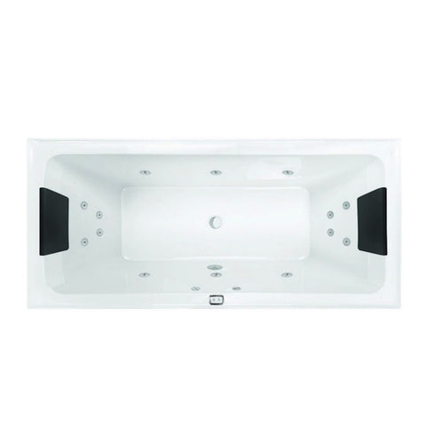 1790 x 820 x 480 mm San Diego Spa Bath