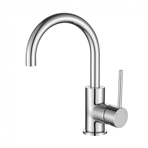 Star Mini Chrome Swivel Basin/ Kitchen Mixer