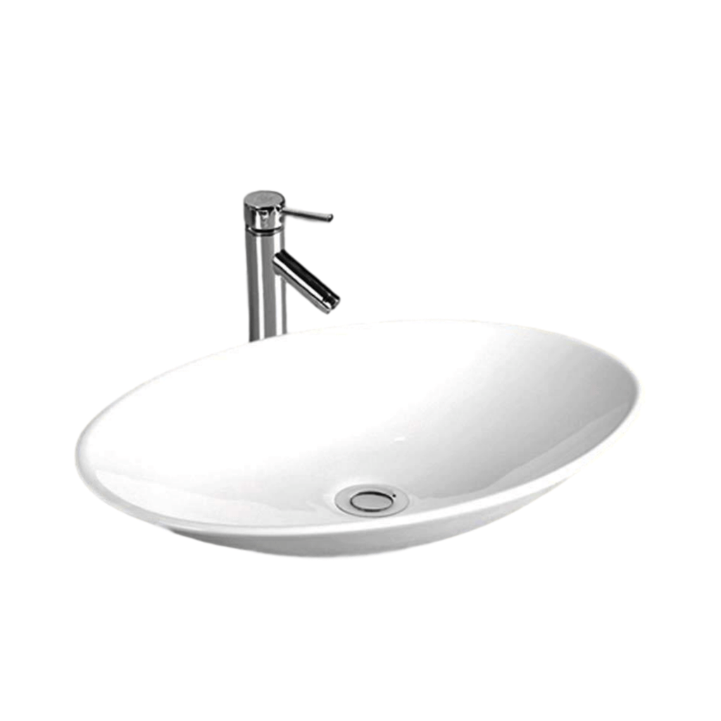 510 x 350 x 95 mm Above Counter Basin