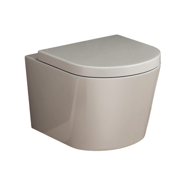 Cesena R&T 302 Wall Hung Toilet Suite
