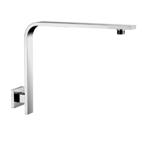 Messina Square 285 mm Gooseneck Shower Arm