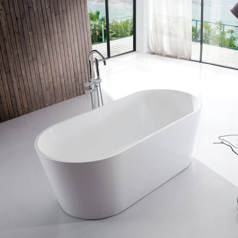 1600 mm Round Freestanding Bath Tub