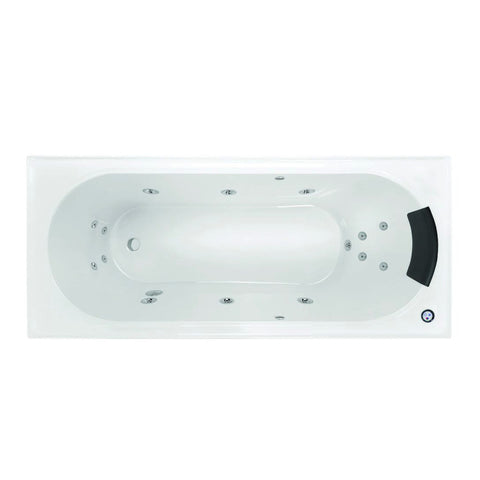 1790 x 755 x 480 mm Turin Spa Bath