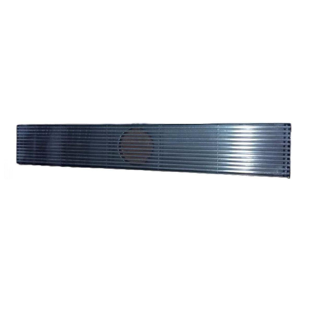 100 mm Wide Linear Floor Grate