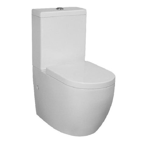Voghera Tornado X Wall Faced Toilet Suite