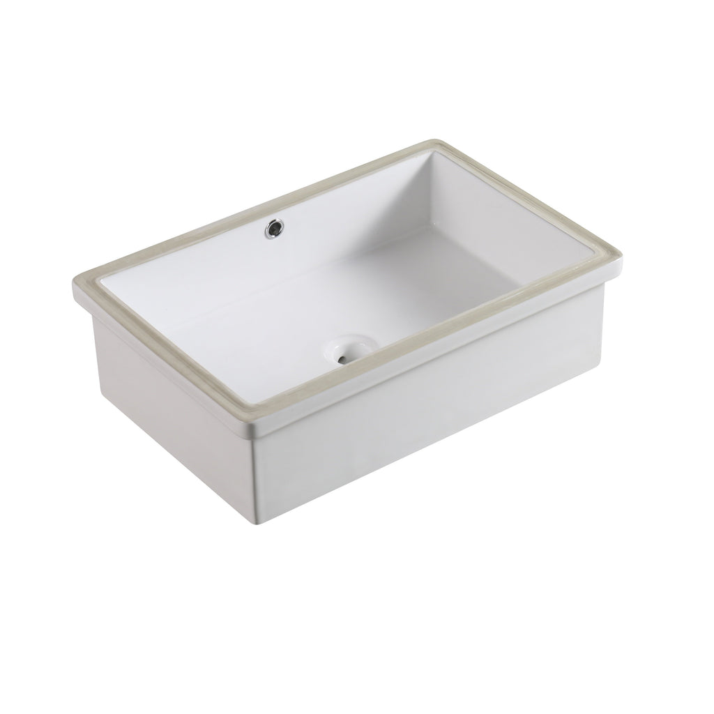 500 x 355 x 180 mm Qubi Under Counter Basin