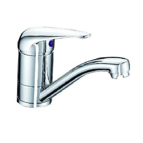 Solid Handle Swivel Basin Mixer