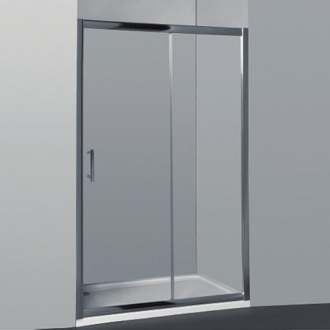 Adjustable Wall to Wall Shower Screen