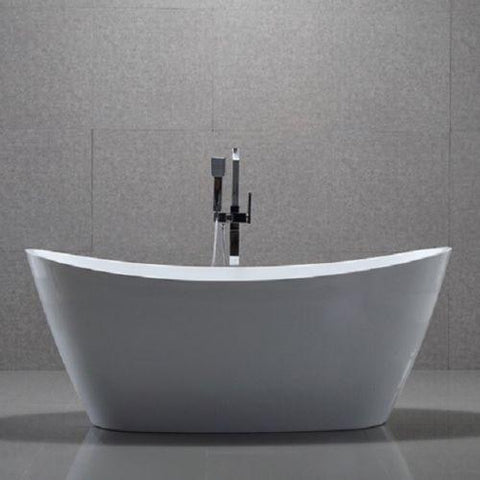 1500 mm Alyssa Freestanding Bath