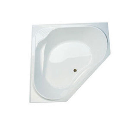 1465 x 1465 x 480 mm Angelique Bath Tub