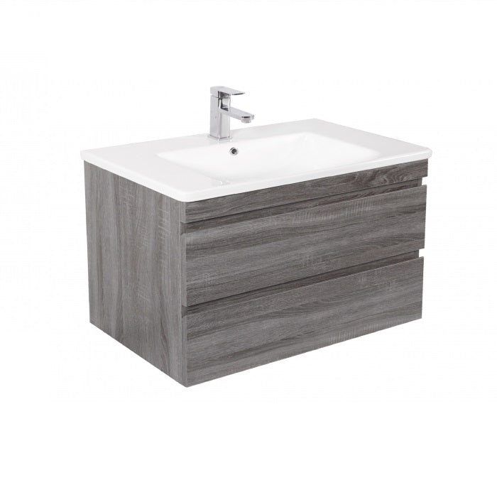 900 Amazon Grey Wall Hung Vanity