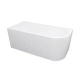 Inspire 1700 Corner Fit Back To Wall Freestanding Bath Tub