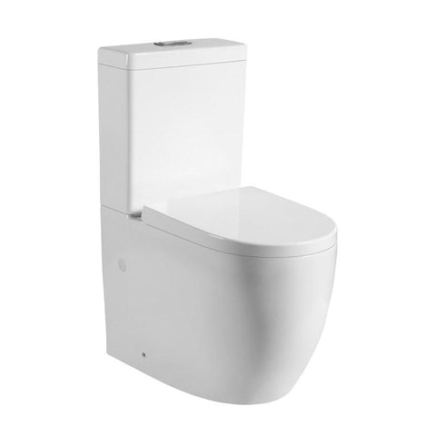 Rola Short Projection Toilet Suite