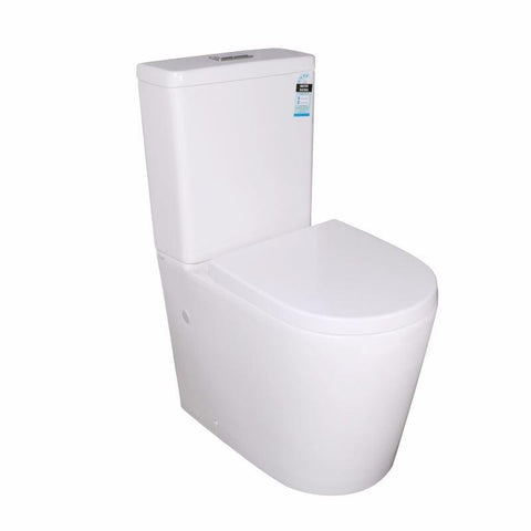 KDK 026 Tornado Wall Faced Toilet Suite