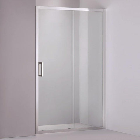 1020 - 1100 Wall to Wall Sliding Shower Screen