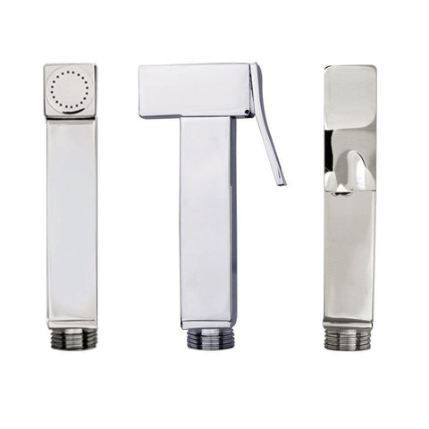 Modern Luxury Square Toilet Bidet Spray