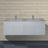 Noah dbl 1500 mm Wall Hung Vanity
