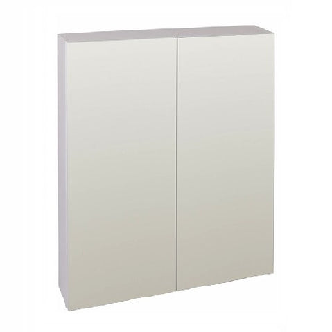 600 x 720 mm Pencil Edge Shaving Cabinet
