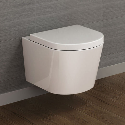 Cesena 302 Wall Hung Toilet Suite