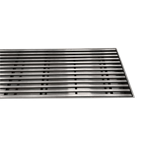 800 mm Wide Linear Floor Grate No Drain