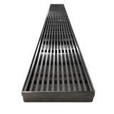 900 mm Wide Linear Floor Grate No Drain