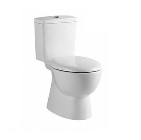 Richmond Close Coupled S-trap Toilet Suite