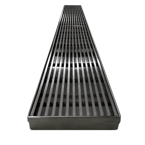 1000 mm Wide Linear Floor Grate No Drain