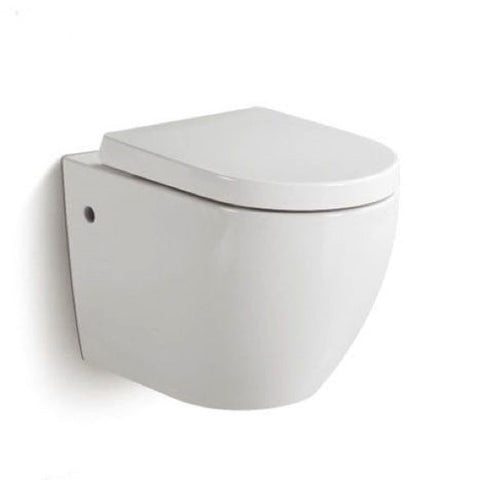 Voghera R&T Wall Hung Toilet Suite