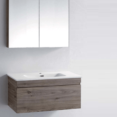 750 mm Wall Hung Vanity