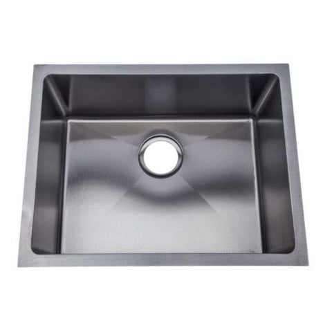 440 x 440 x 230 mm Black Kitchen Sink