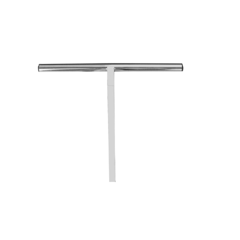 Stainless Steel Squeegee with Rubber Hook