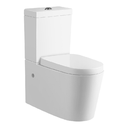 Cessina 002 Wall Faced Toilet Suite