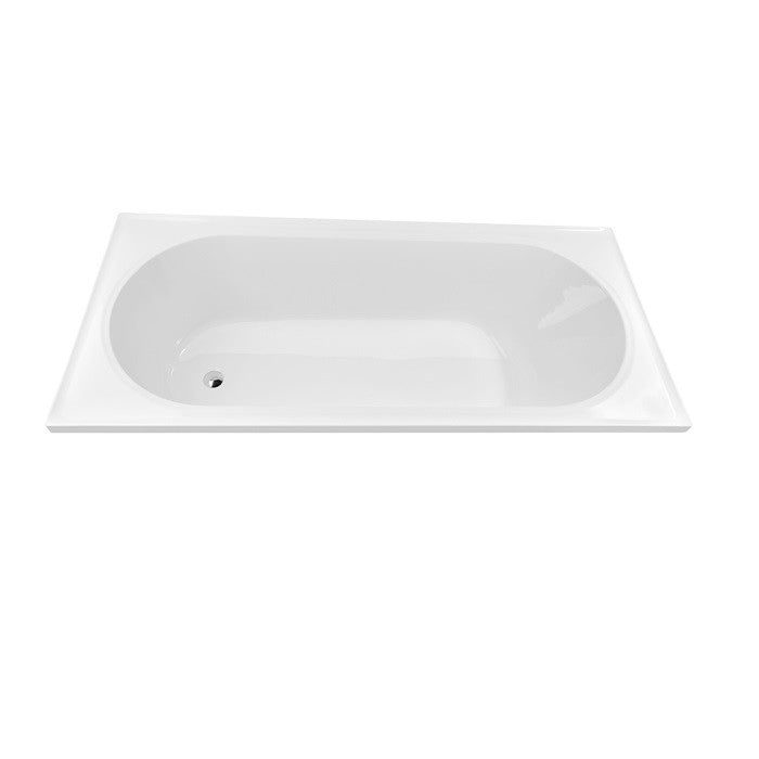 1665 x 755 x 445 mm Turin Bath Tub