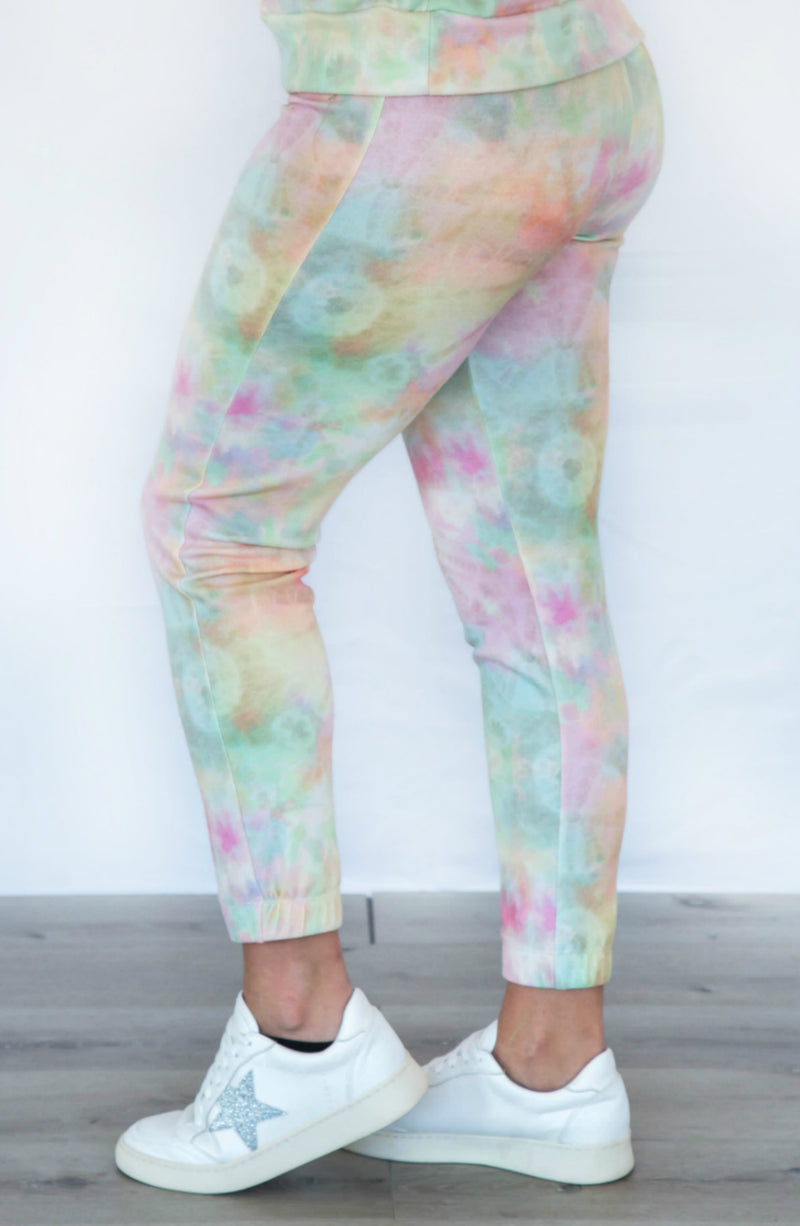 Hang Loose Tie Dye Jogger Sweatpants