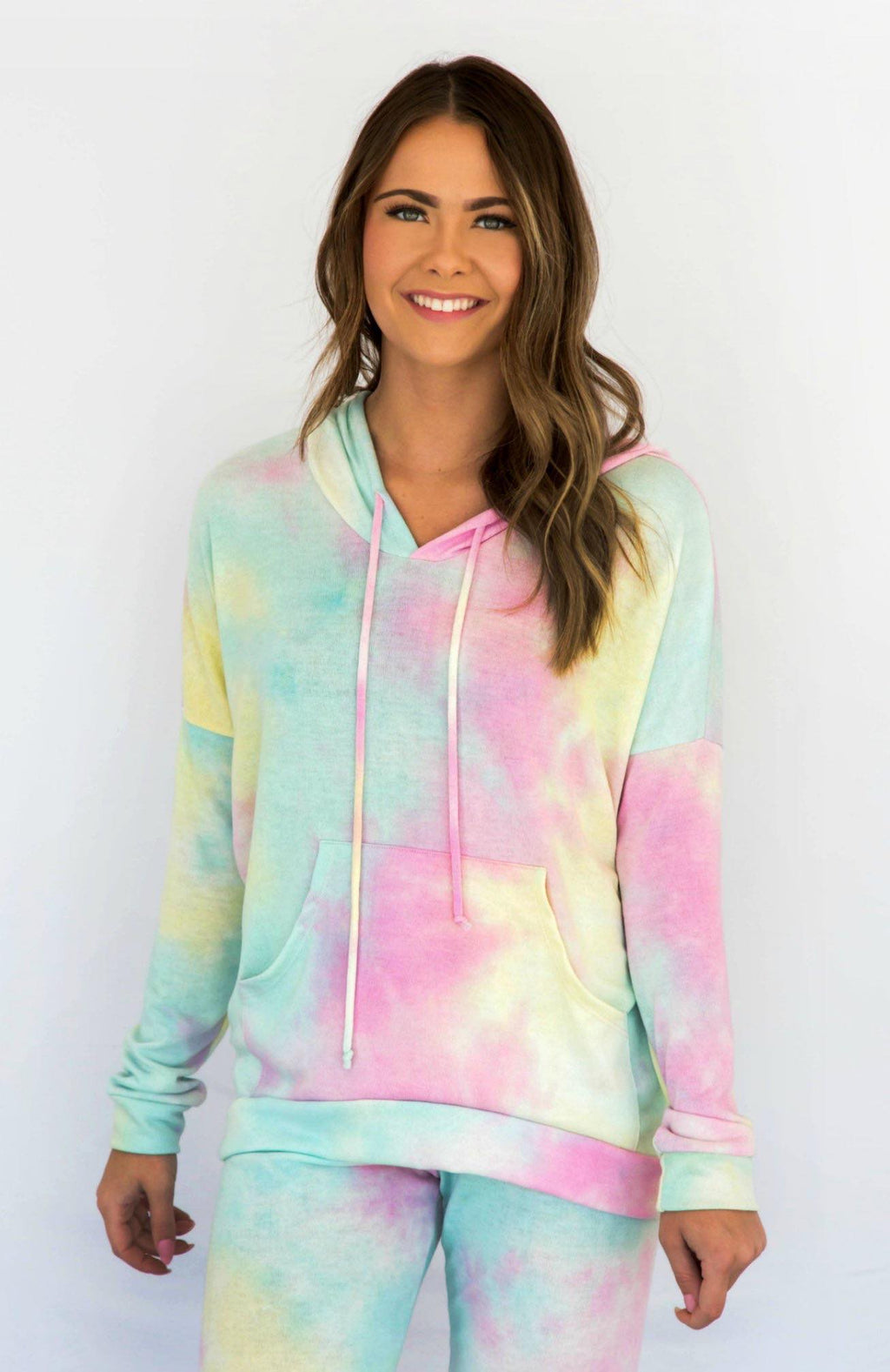 Day Dream Tie Dye Hoodie- 2 colors