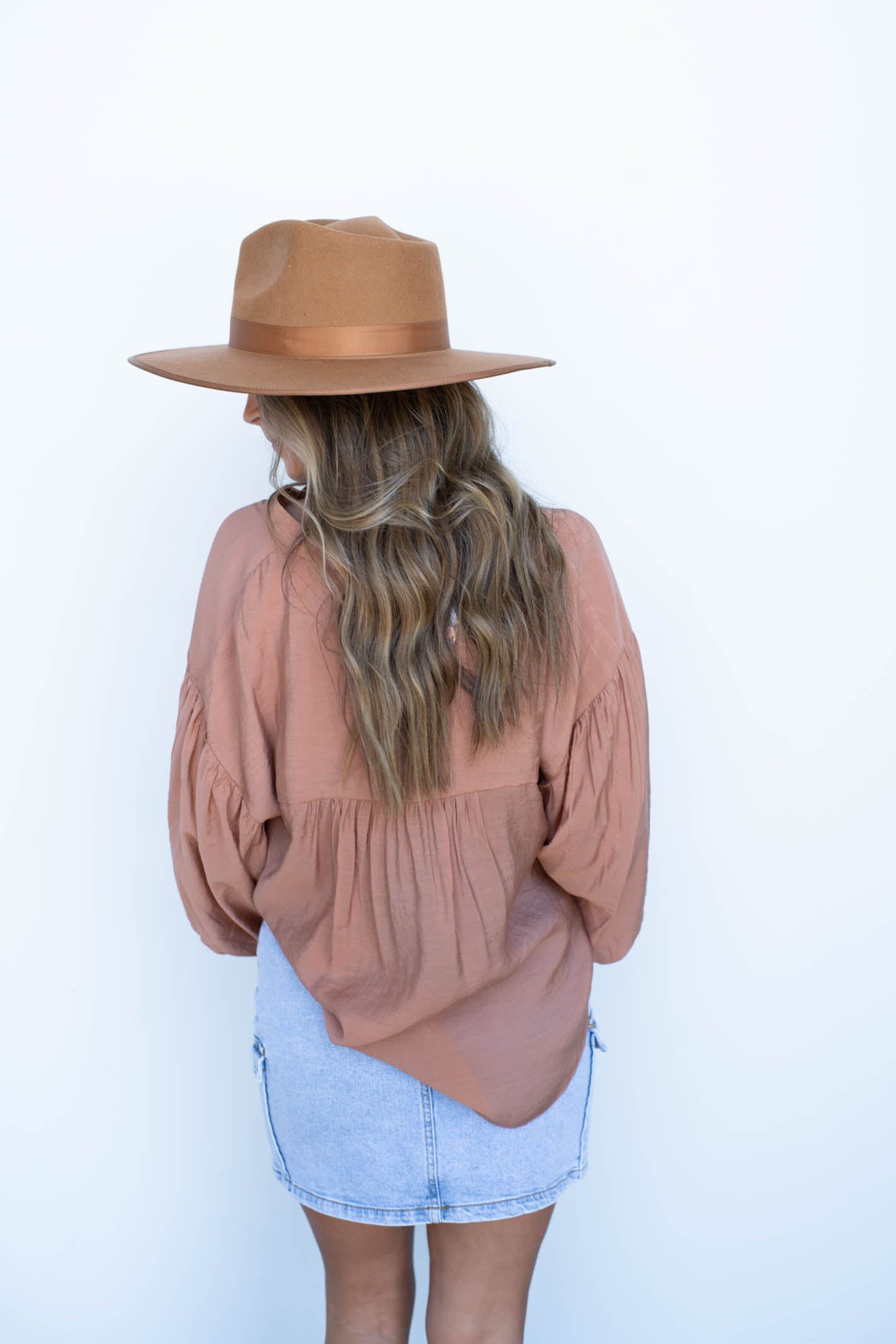 Hang Around Open Back Knit Sweater