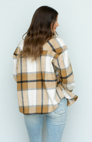 Cuddle Weather Multi-Stripe Pullover